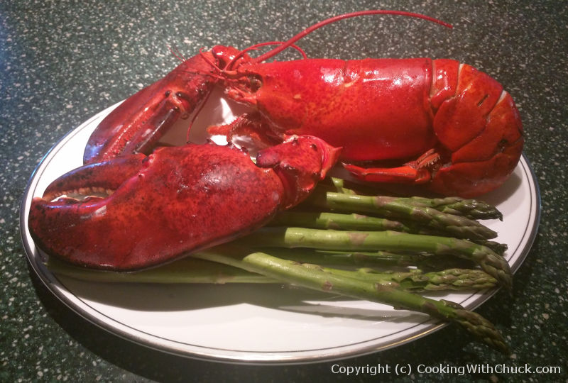 How to cook the Perfect Lobster
